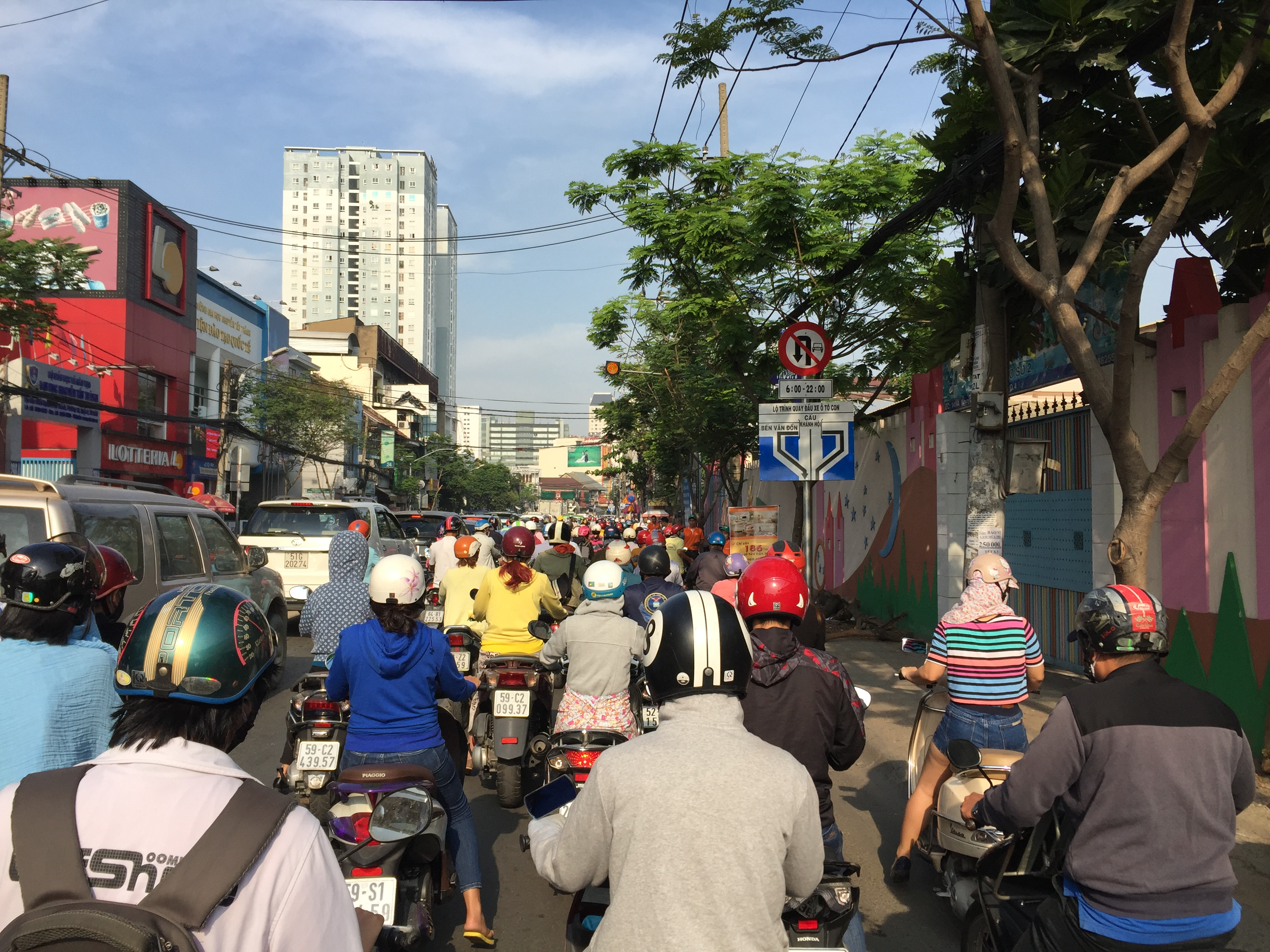 experience traffic why vietnam internship